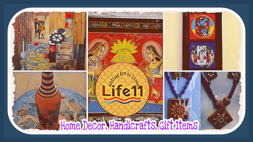 Life11 – Online Store for Home Decor, Handicraft and Gifts