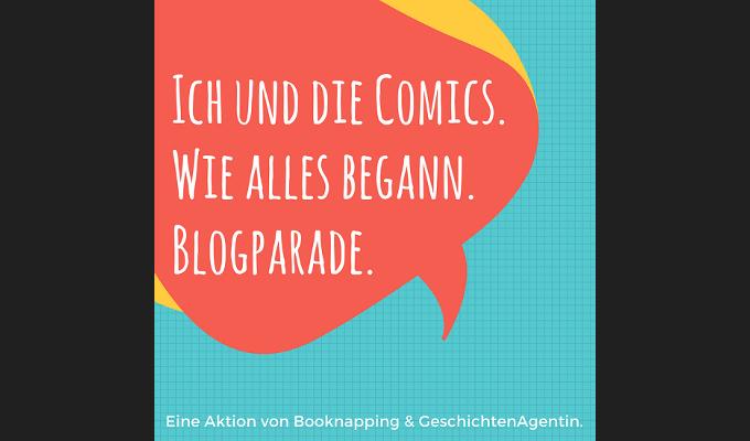 comics, manga, meine geschichte