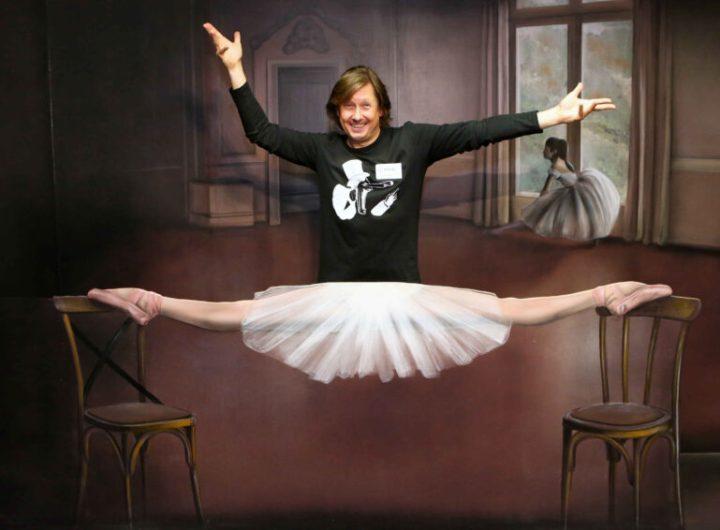 Pavel Kozisek baletkou scaled e1606807064715