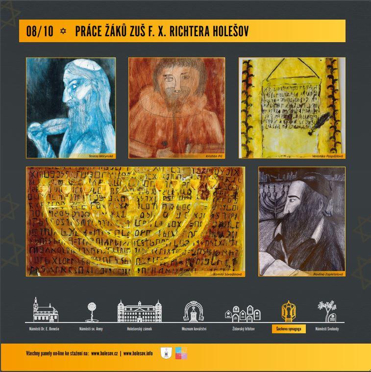 Vystava rabin Sach Holesov