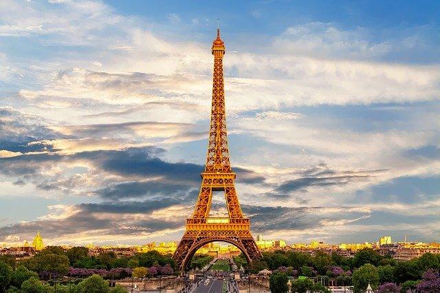 Pariz ilustracni foto