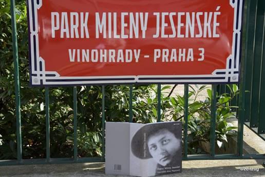 park Mileny Jesenske