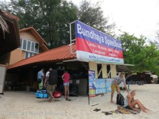 Bundhaya Speed Boat company in Koh Lipe