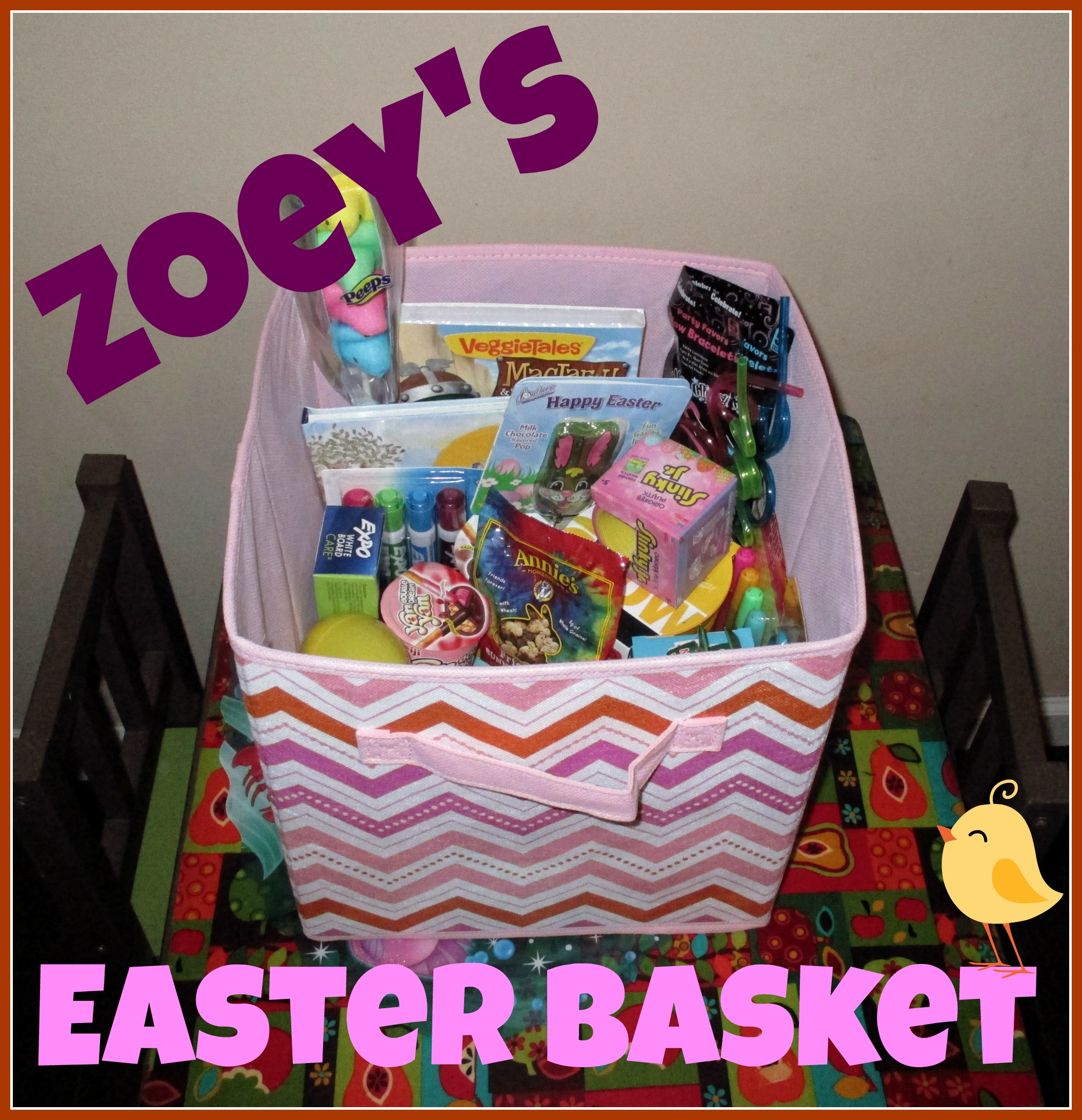 Easter Basket 2014
