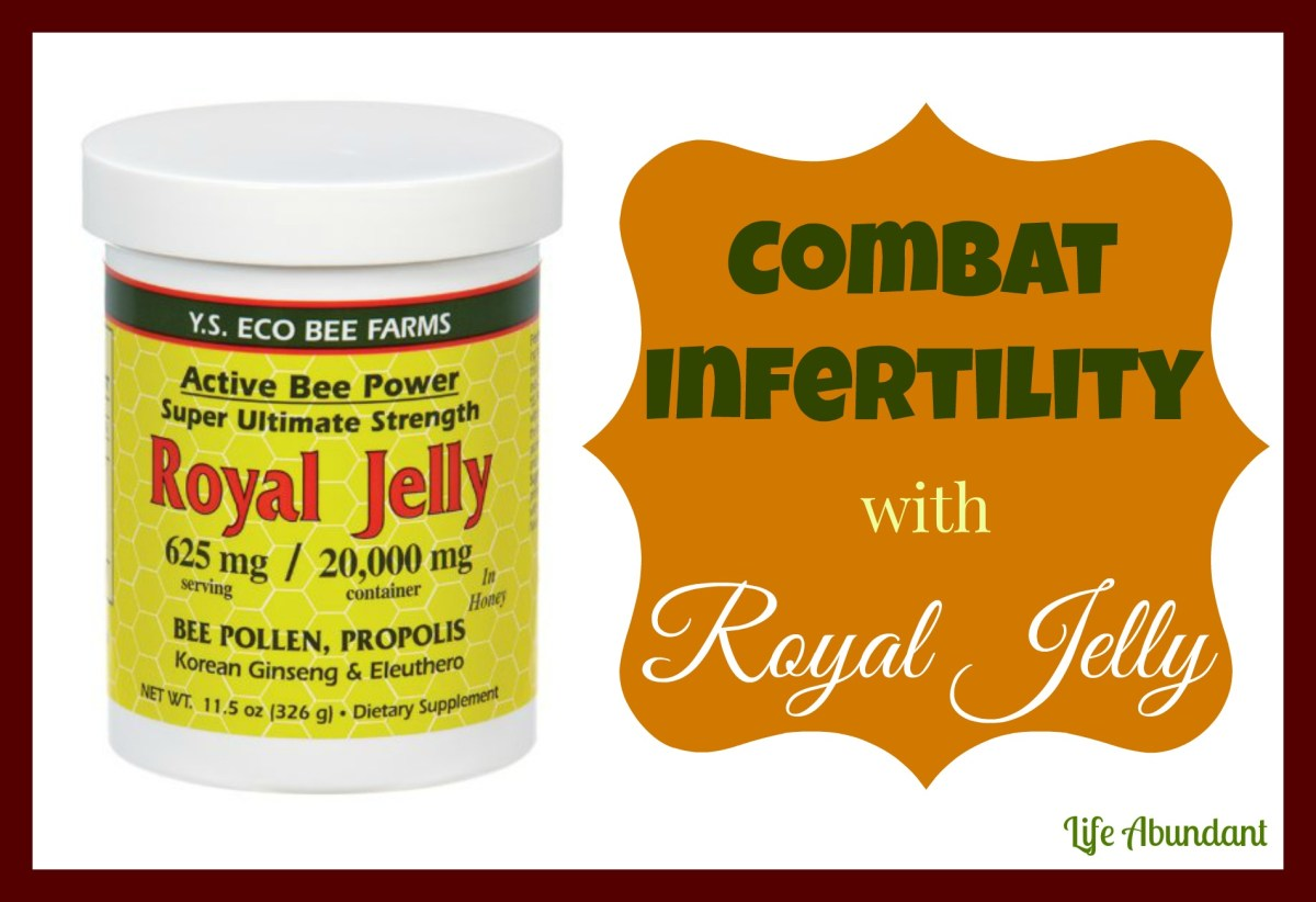 Royal Jelly for Infertility: What Is It and How Does It Work?