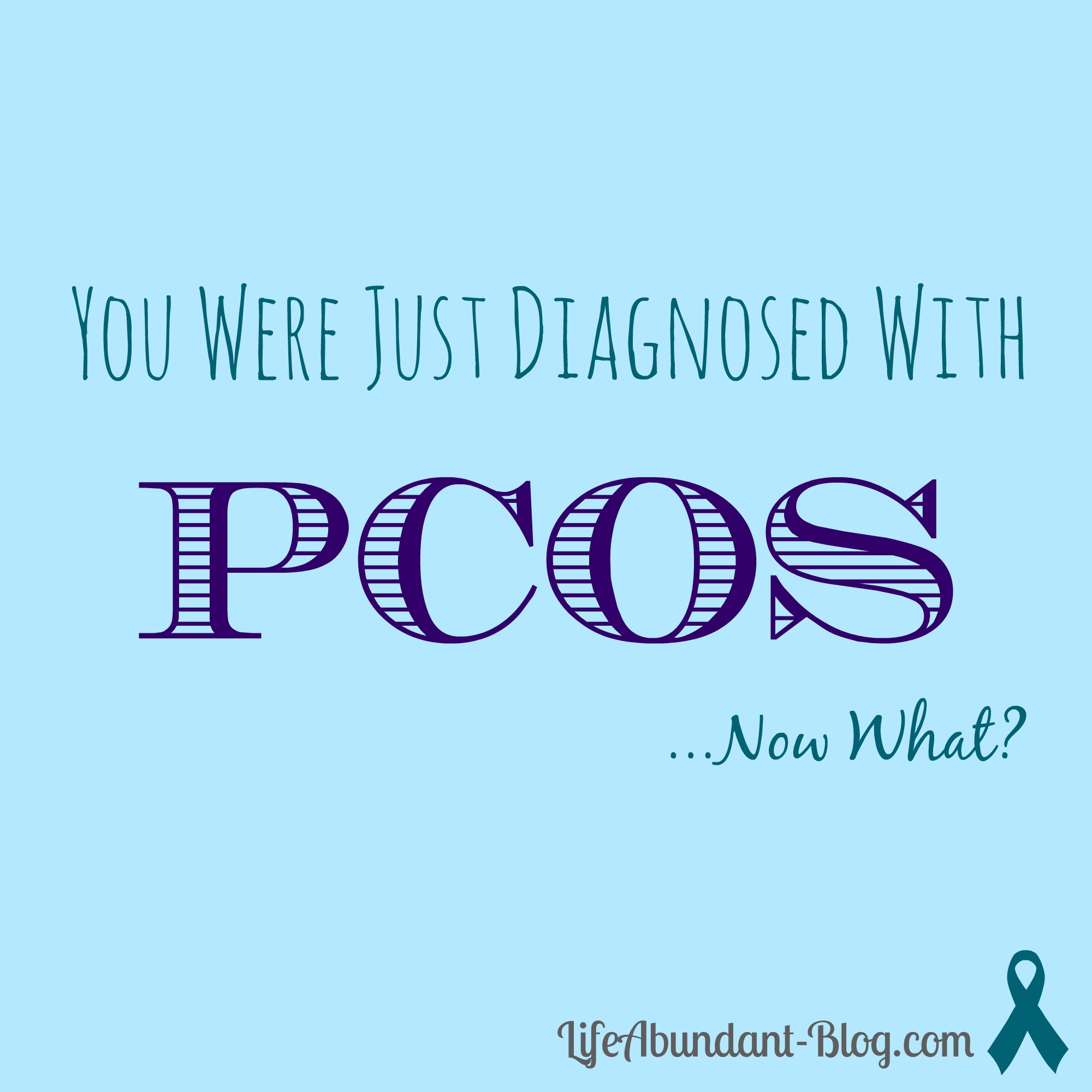 DiagnosedWithPCOS