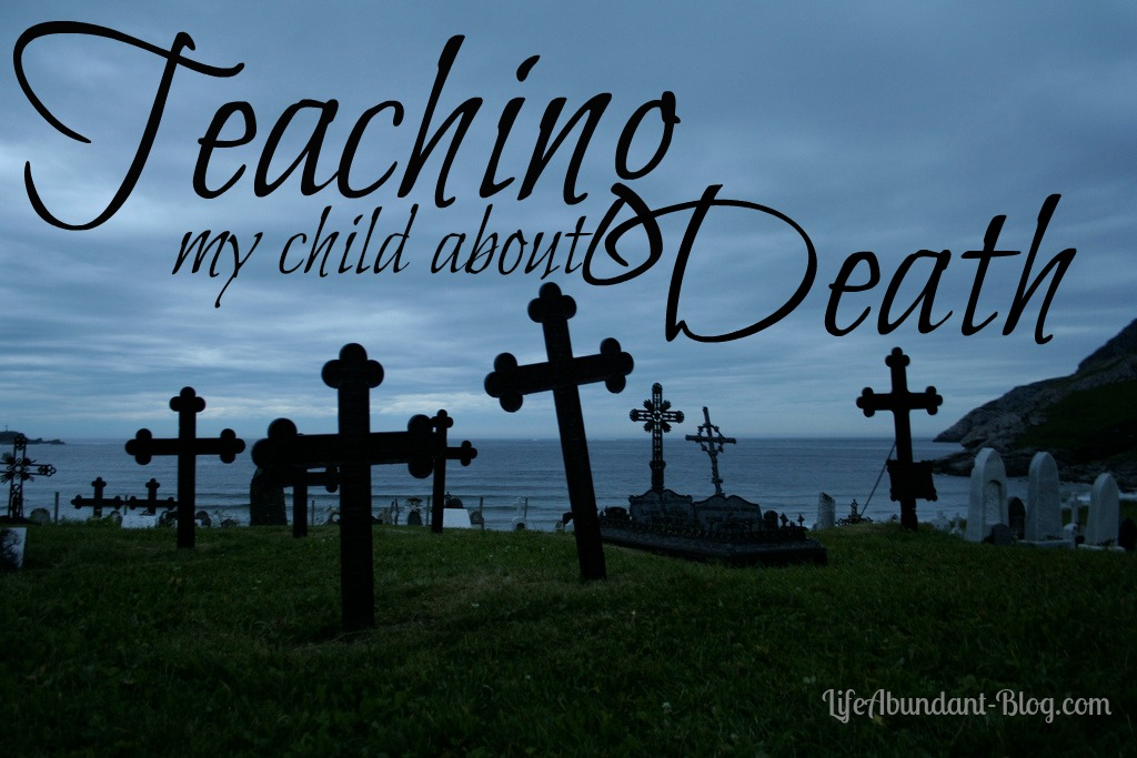Teaching-Child-About-Death