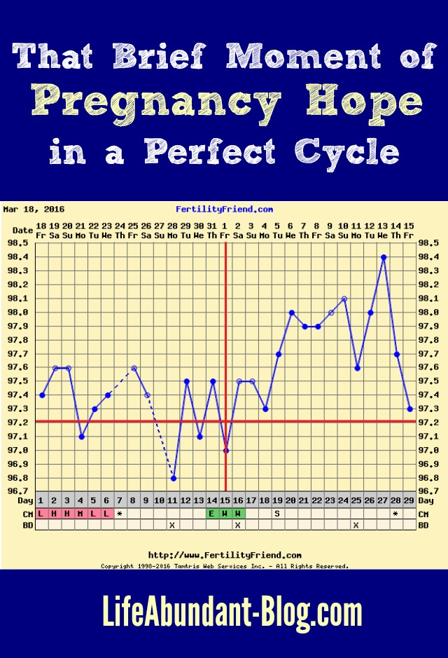 Pregnancy Hope Perfect Cycle