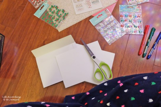 DIY Christmas Cards 1