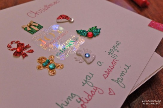 DIY Christmas Cards 4