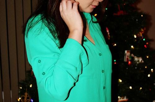 Green Portofino Shirt