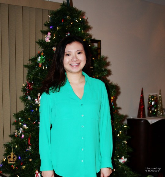 Holiday Green - Portofino Shirt
