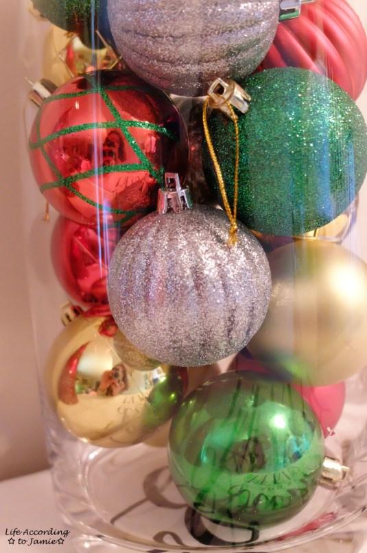 Ornaments in Vase 6