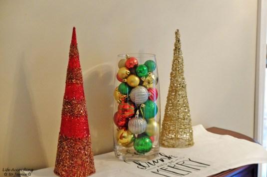 Ornaments in Vase 8