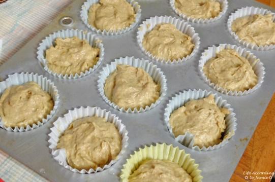 Sweet Potato Cupcakes 2