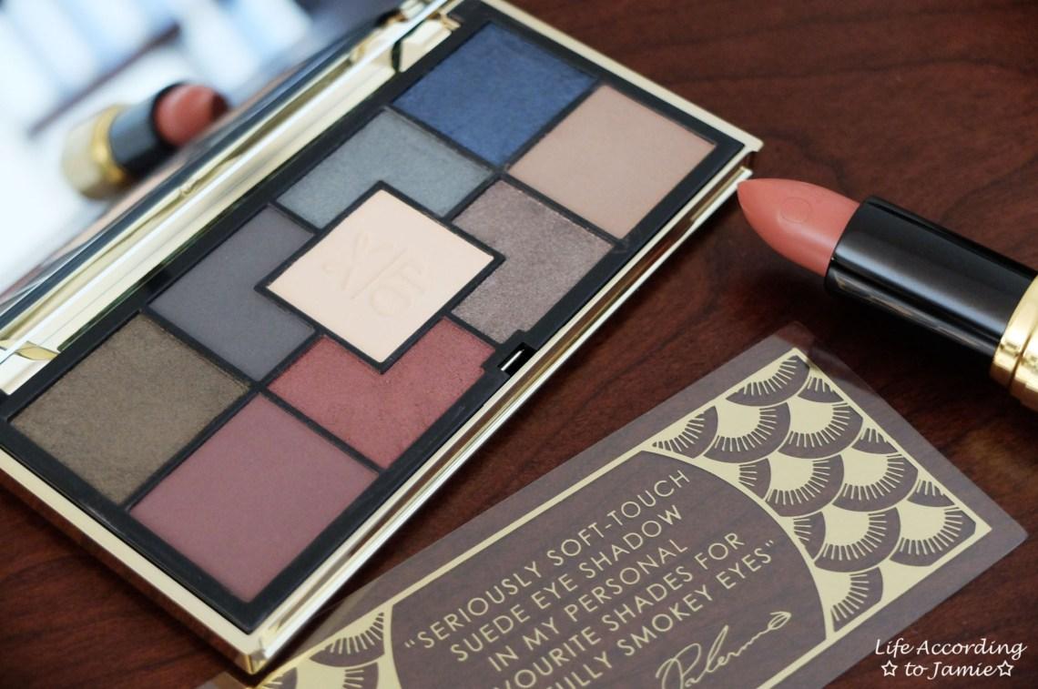Ciate x Olivia Palermo Smouldering Eye Palette & Satin Kiss Lipstick