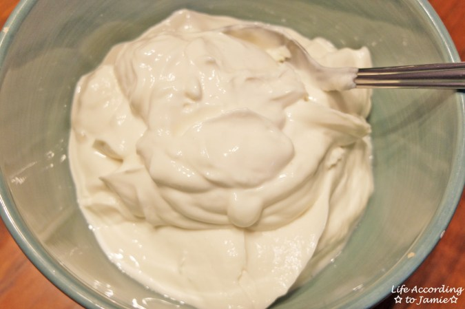 Chobani Greek Yogurt 1