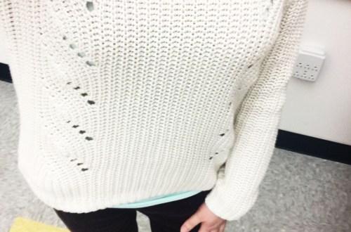 Braid Sweater