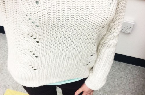 Braid Sweater