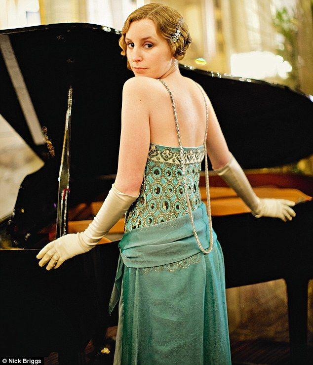 Downton Abbey - Edith 1