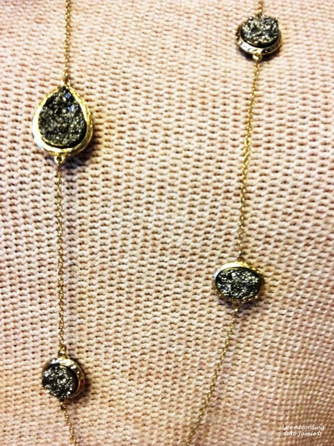 Rock Gem Necklace 3