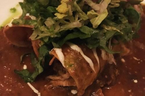 Toloache - Enchiladas Borrachas