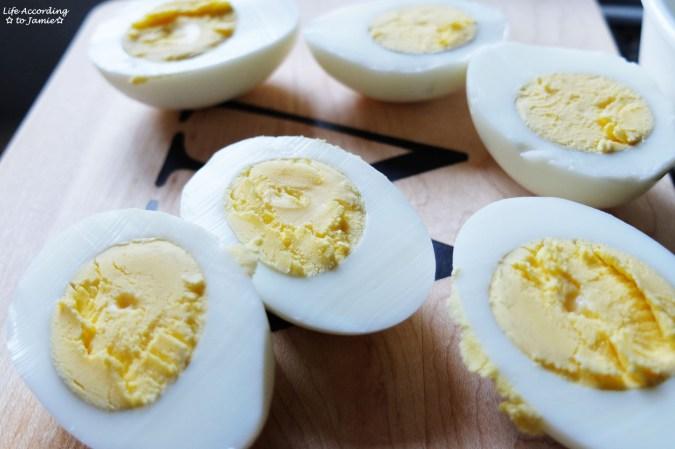 Hardboiled Eggs 1