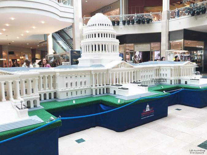 Lego Americana Roadshow - Capitol Building 2