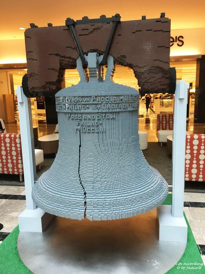 Lego Americana Roadshow - Liberty Bell