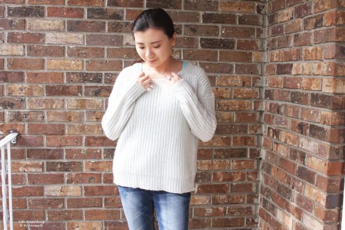 Open-Back Shaker Knit 3