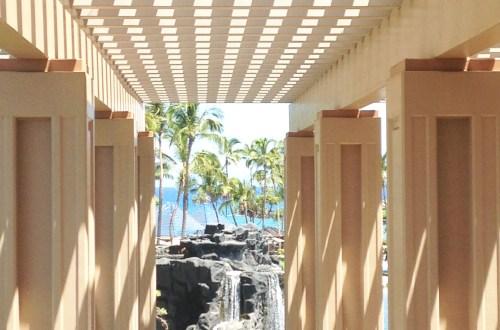 Waikoloa Village - Grand Staircase