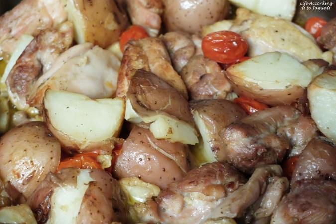 Rustic Chicken 2