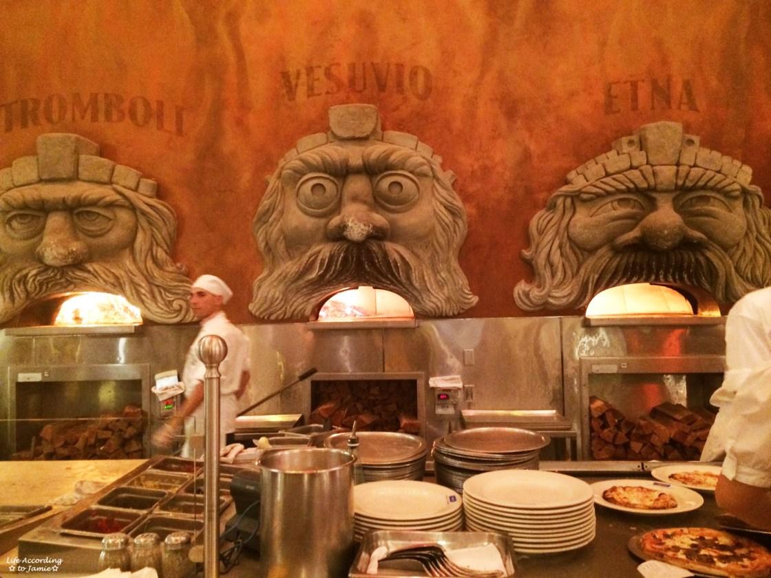 Via Napoli - Pizza Ovens