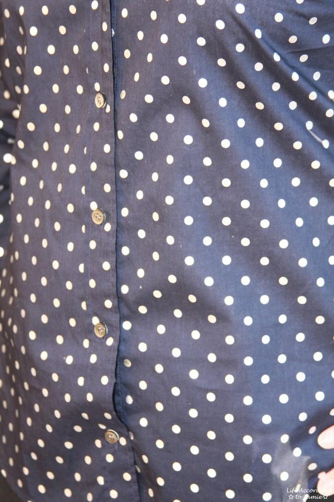 Metallic Polka Dots 2