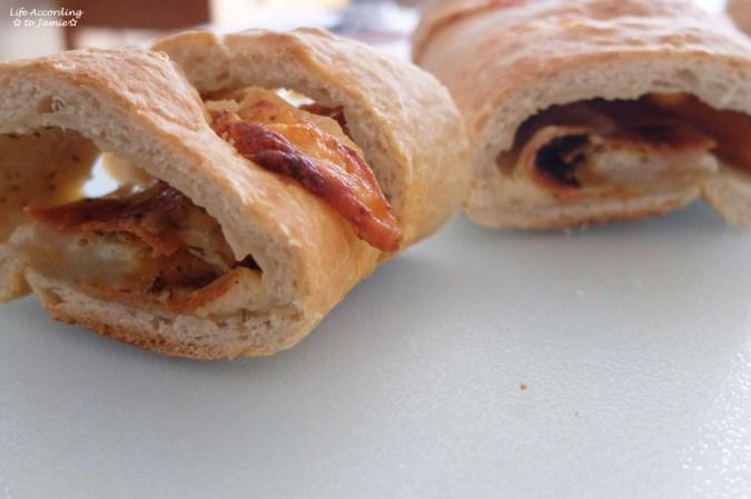 Pepperoni Bread 4
