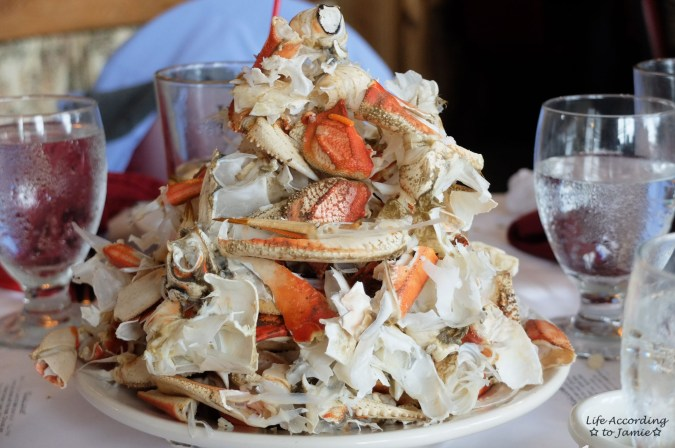 Dungeness Crab Shells