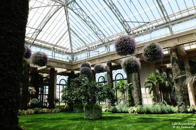 Longwood Gardens - Conservatory