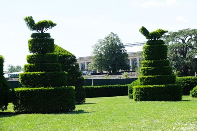 Longwood Gardens - Topiary Garden