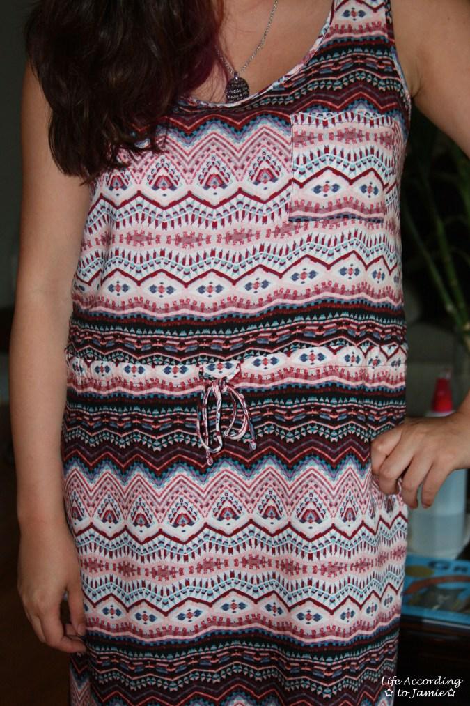 Pink Republic - Drawstring Dress 4