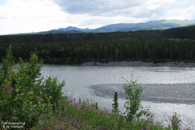View from Denali Princess Lodge
