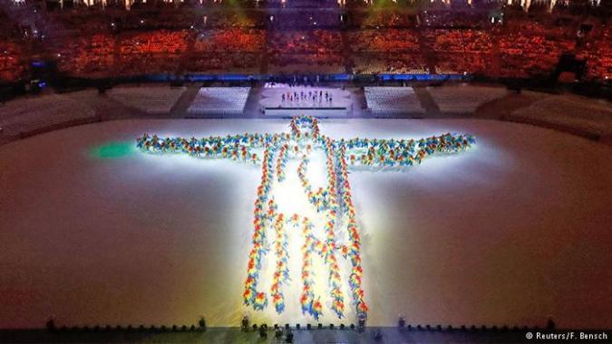 olympics christ the redeemer