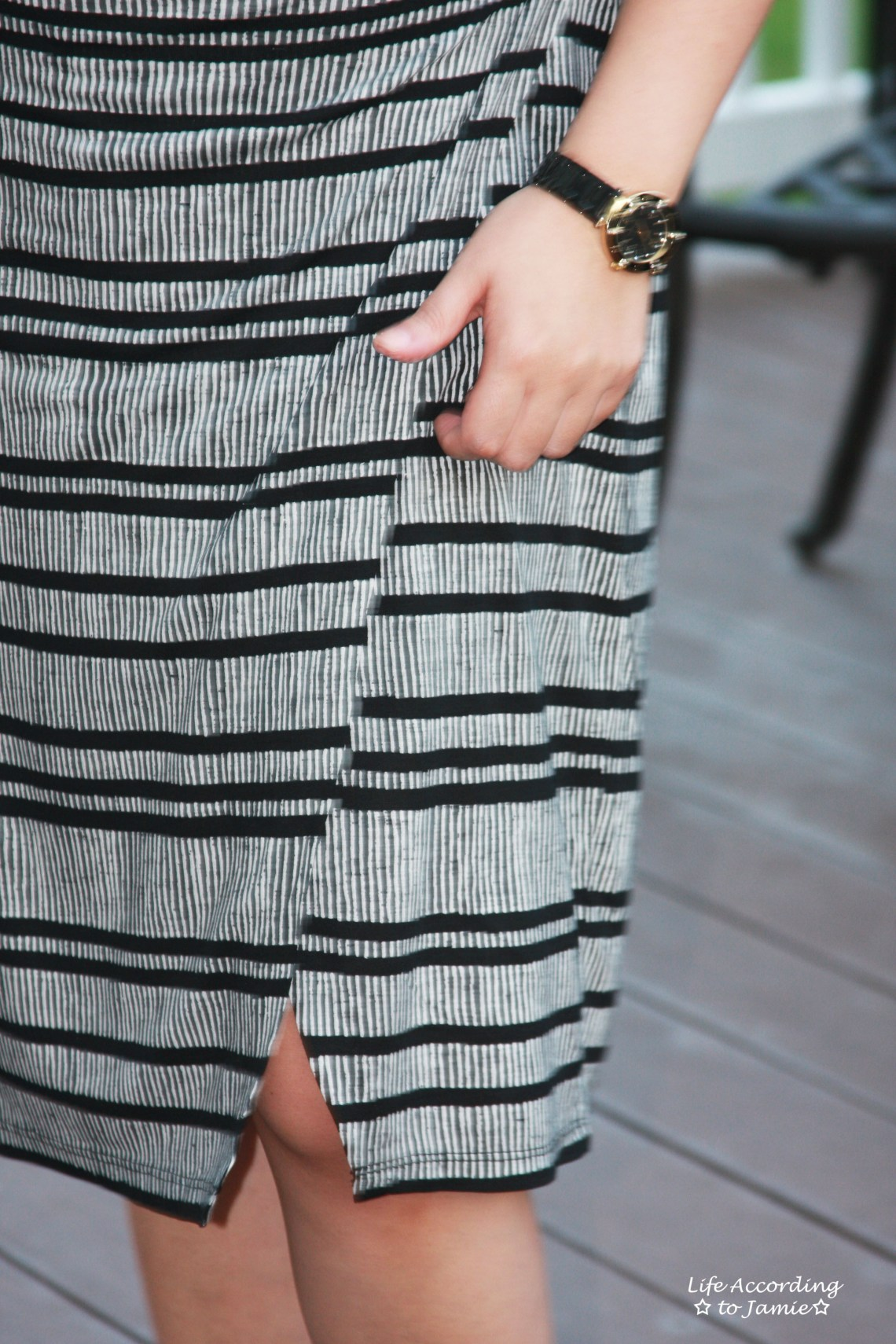 striped-wrap-dress