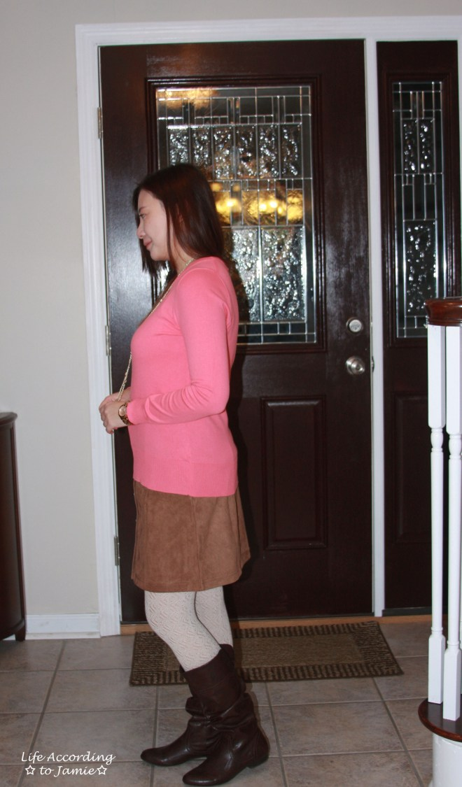 faux-suede-buttoned-skirt-4