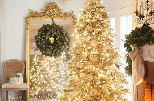 gold-christmas-tree
