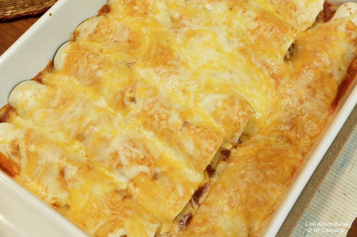 chicken-enchiladas