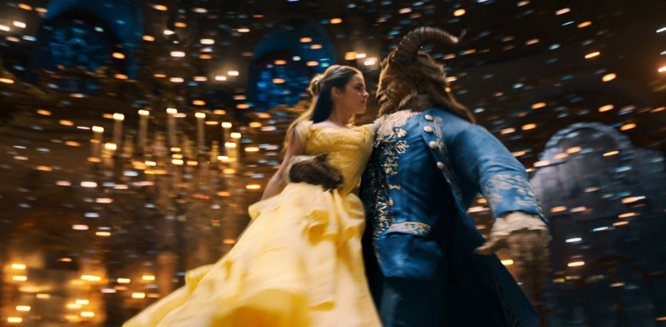 beauty & the beast - waltz