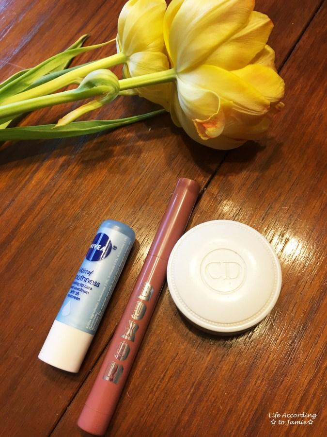 Lip Products - Nivea Buxom & Dior