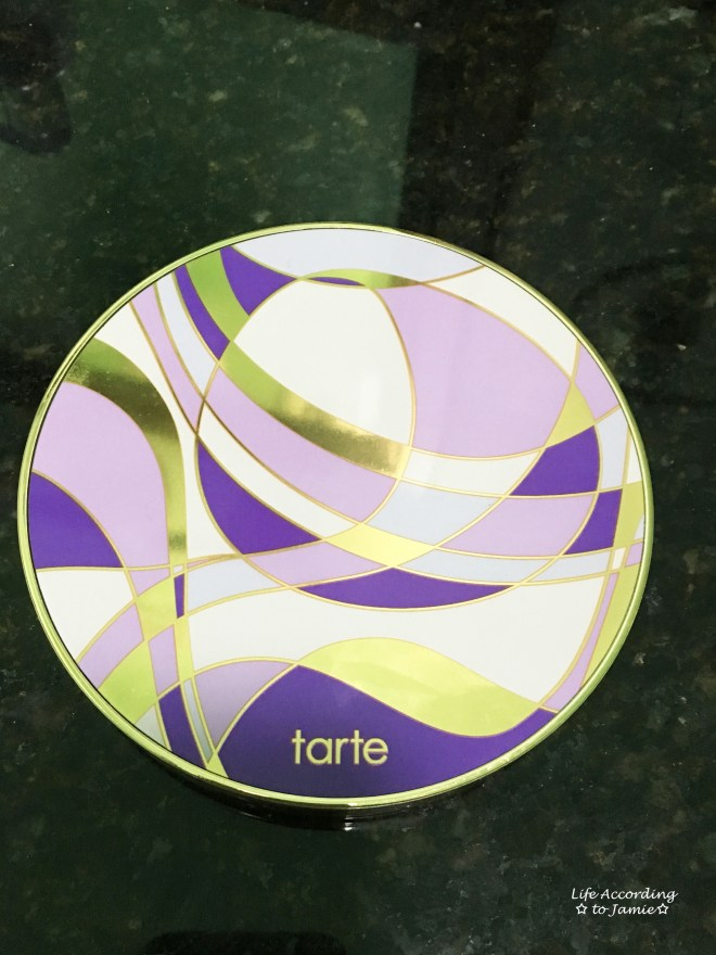 Tarte Blush Color Wheel