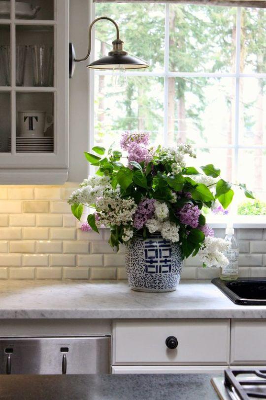 Flowers in Ginger Jar