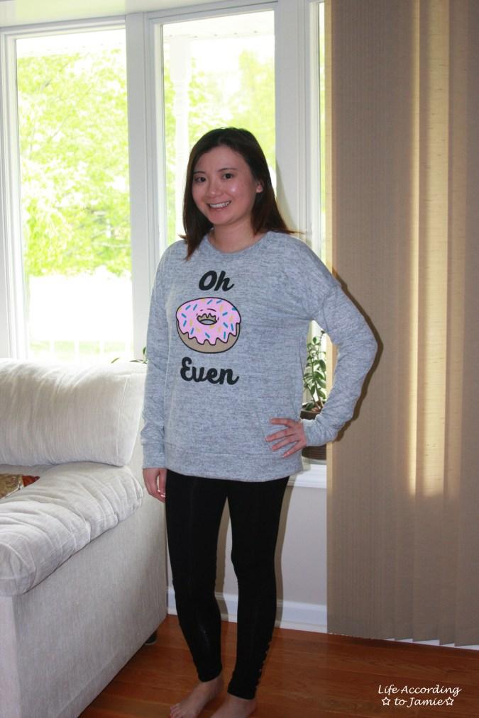 Donut Sweatshirt 1